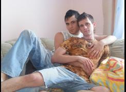 geiles Gay Paar